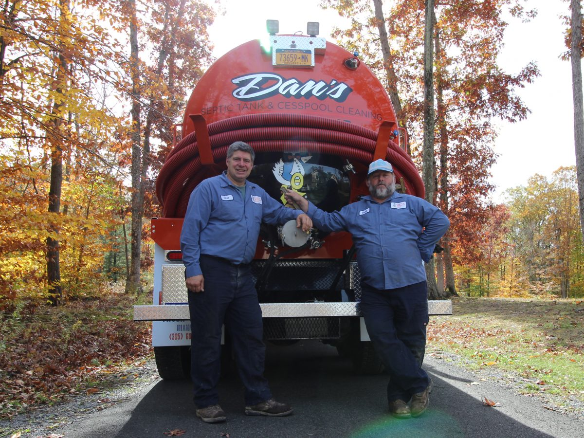 Dan's Sewer - Septic Pumping, Septic Cleaning Service in Sullivan, Orange, Ulster County