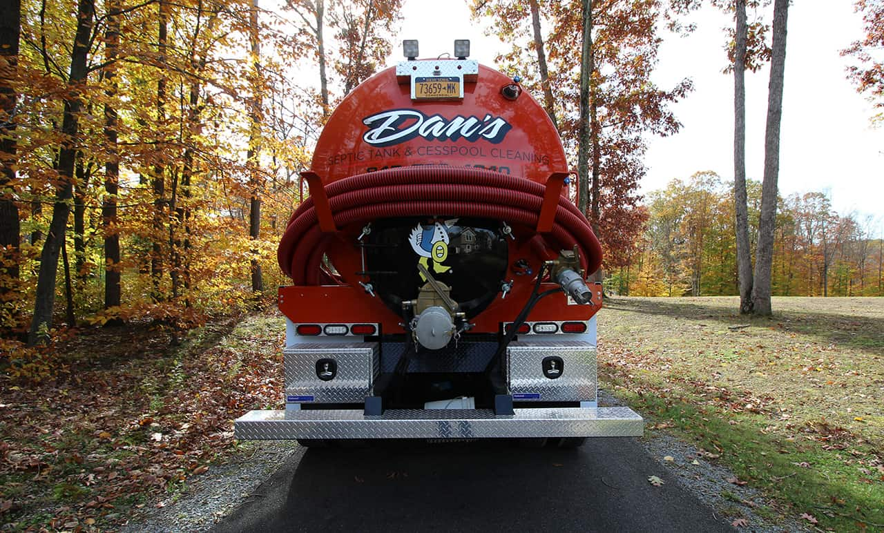 Dan's Sewer - Septic Pumping and Cleaning Service Sullivan, Orange, Ulster County